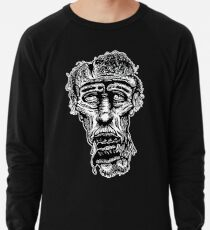 Slack-Jaw Zombie Lightweight Sweatshirt