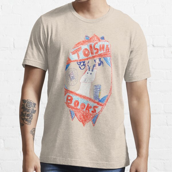 Tolsun Books Kids Logo Essential T-Shirt
