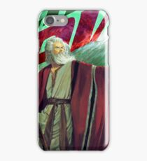 Moses Parting the Mountain Dew iPhone Case/Skin