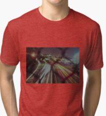L.A. Freeway  Tri-blend T-Shirt