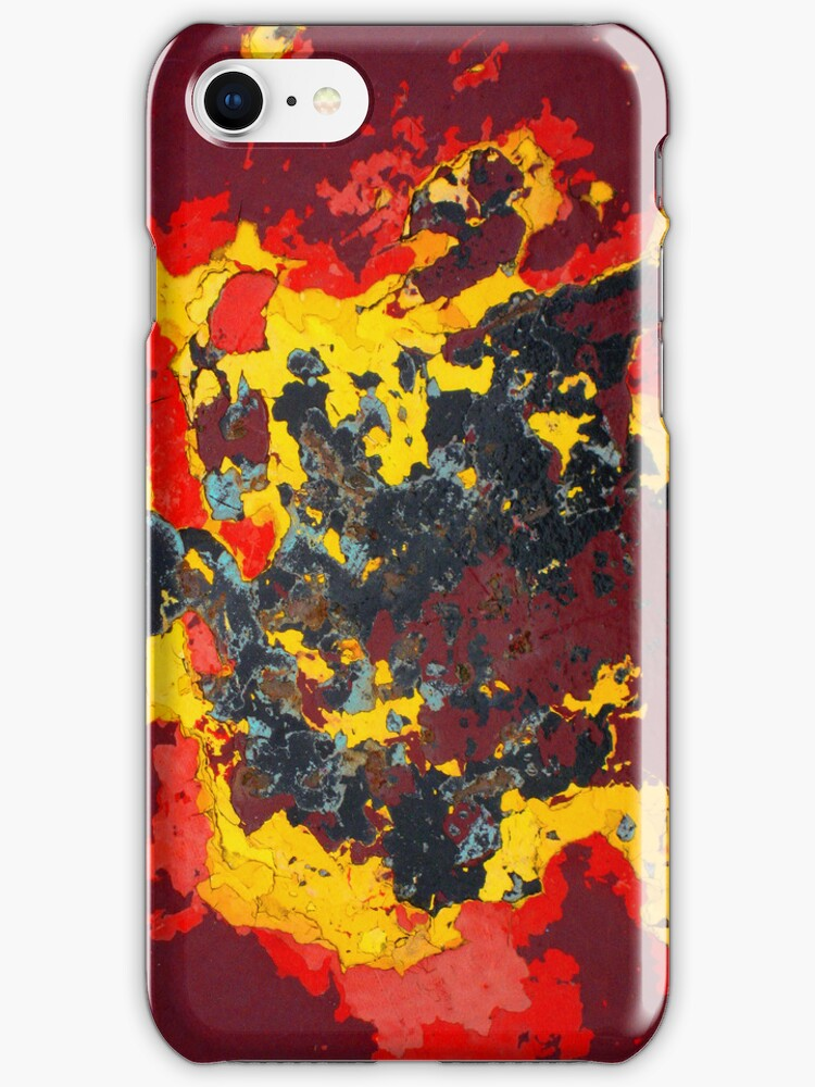 iPhone Case - Peeling Magic  by Orla Cahill Photography