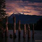 Mt Cheam by krystynaphoto