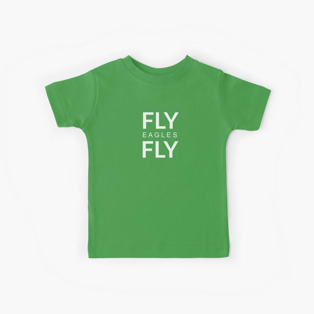 FLY águilas FLY Camiseta para niños