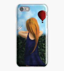 Ab imo pectore iPhone Case/Skin