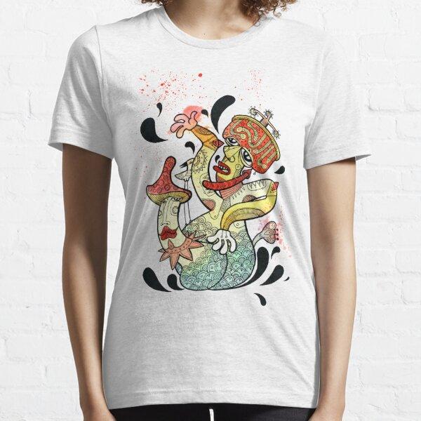 Mushroom Kamasutra Essential T-Shirt