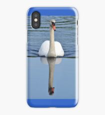 Mute Swan comin at ya! (iPhone Case) iPhone Case/Skin