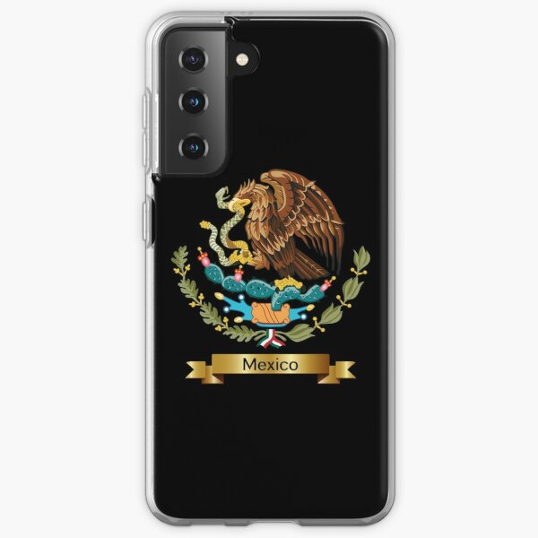 Mexico Flag Stickers, Gifts and other Products Samsung Galaxy Soft Case