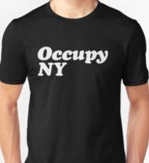 Occupy NY Unisex T-Shirt