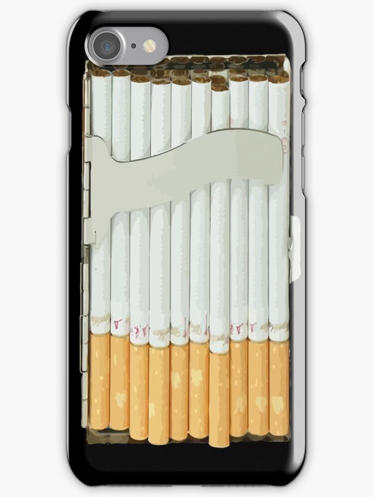 Cigarette Case by Brother Adam