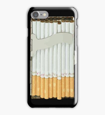 Cigarette Case iPhone Case/Skin