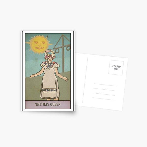 Carta del Tarot Midsommar (serie a24) Postal