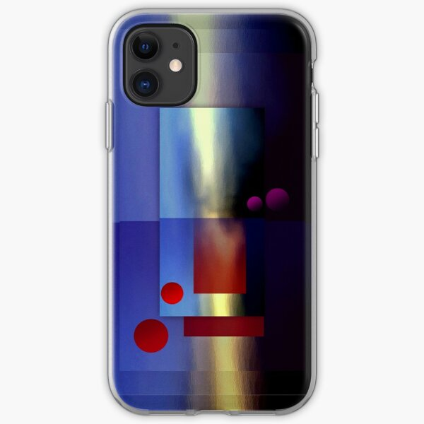 Symphony in blue major iPhone Soft Case