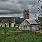 Pennsylvania Barn Complex by JasPeRPhoto