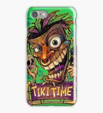 Tiki Time iPhone Case/Skin