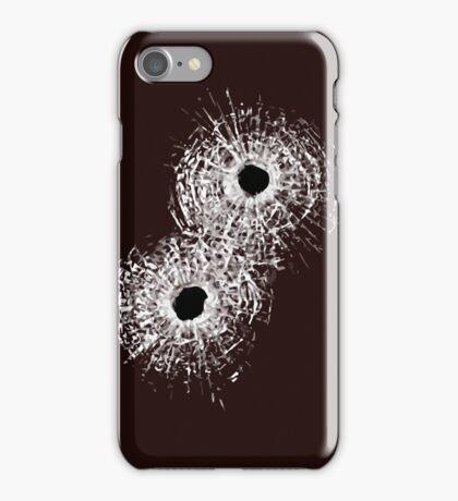 Bullet Holes iPhone Case/Skin