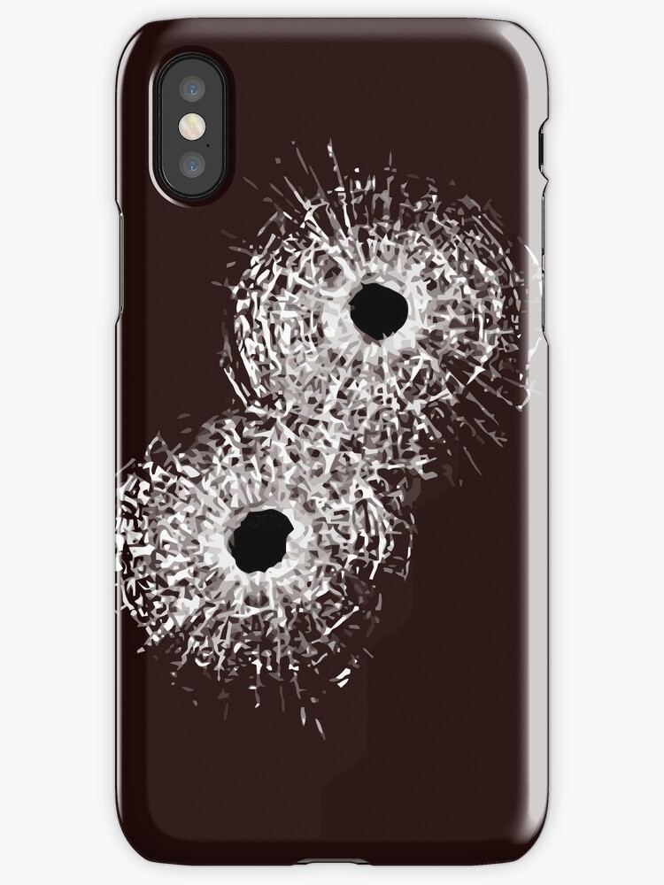 Bullet Holes by Brother Adam