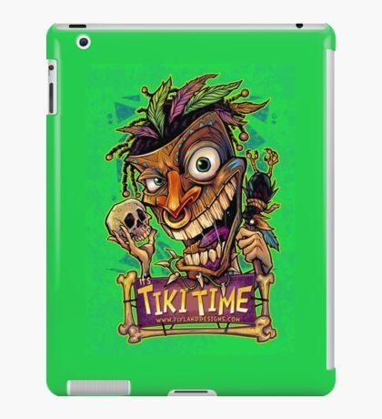 Tiki Time iPad Case/Skin