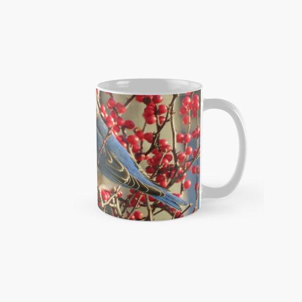 Eastern Bluebird Coffee Tea Classic Mug