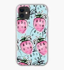 Strawberry Fields  iPhone Case