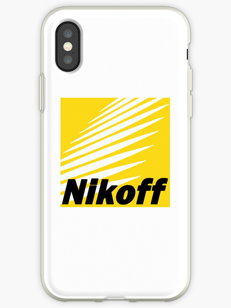 Nikoff iPhone Case  by EOS20