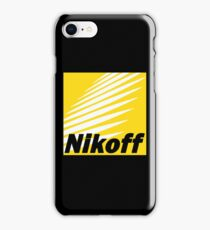 Nikoff iPhone Case iPhone Case/Skin