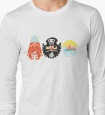 All Abeard! Long Sleeve T-Shirt