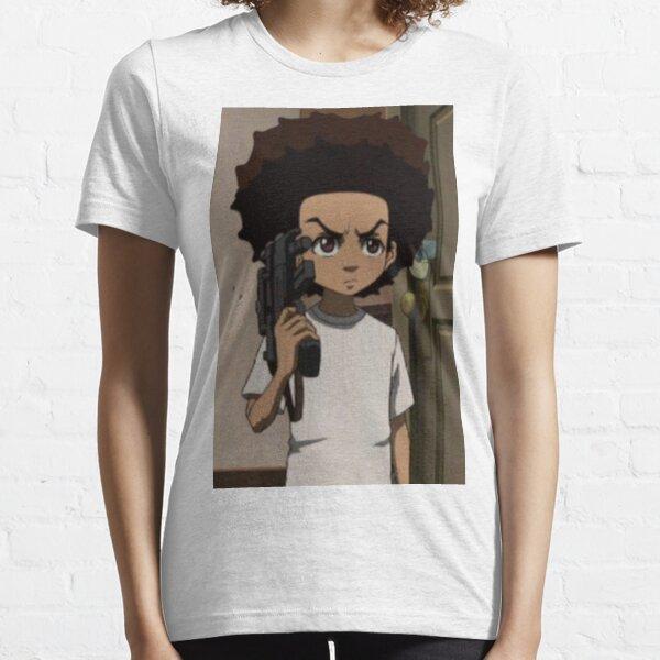 The Boondocks Huey Essential T-Shirt