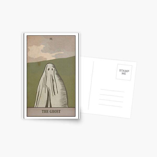A Ghost Story Tarot Card (a24 series) Postcard