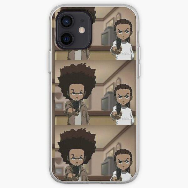 Les Boondocks Huey et Riley Coque souple iPhone