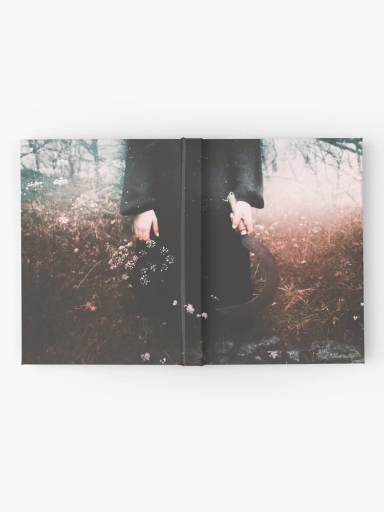 Alternate view of Les Limbes d'Automne Hardcover Journal