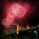 New Years Eve, Sydney by Lynden