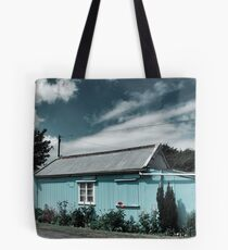 Blue shack Tote Bag