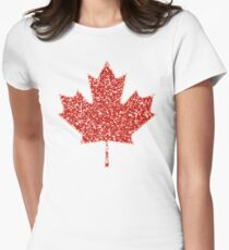 Oh! Canada! Women's Fitted T-Shirt