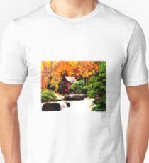Glade Creek Grist Mill Unisex T-Shirt