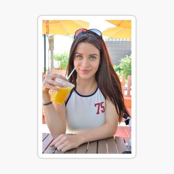 Jolie Lana Rhoades Sticker