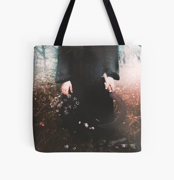 Les Limbes d'Automne All Over Print Tote Bag