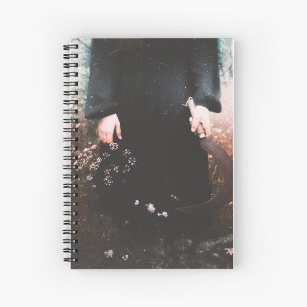 Les Limbes d'Automne Spiral Notebook