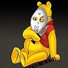 Psycho Pooh !! by Epicsnakehips