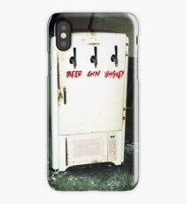 Dad's Garage Stash iPhone Case/Skin
