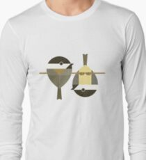 Chickadees Long Sleeve T-Shirt