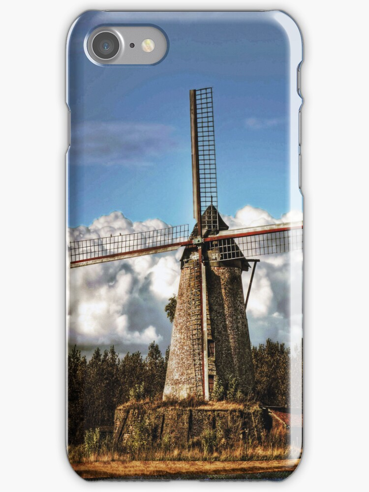 windmill by tapiona