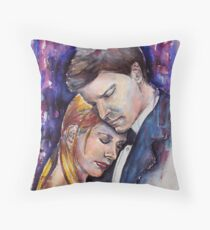Communion, featured in Painters universe Throw Pillow