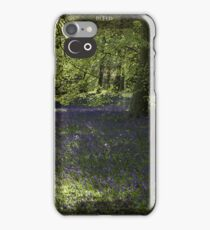 Bluebells - 1 iPhone Case/Skin
