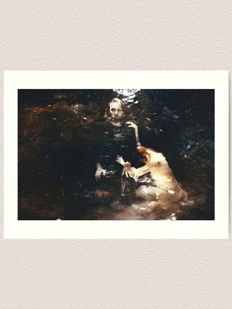 Alternate view of JUPITER ET THÉTIS Art Print