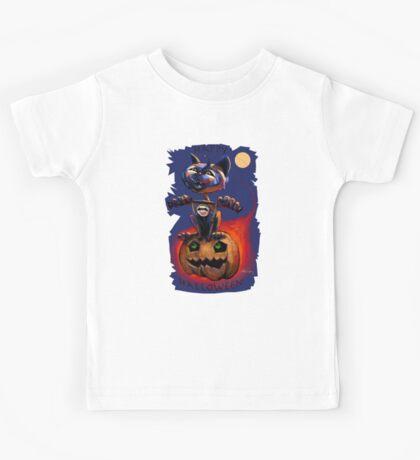 Cat-O-Lantern Kids Clothes