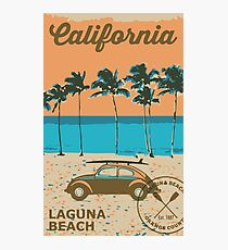 Laguna Beach - California. Photographic Print