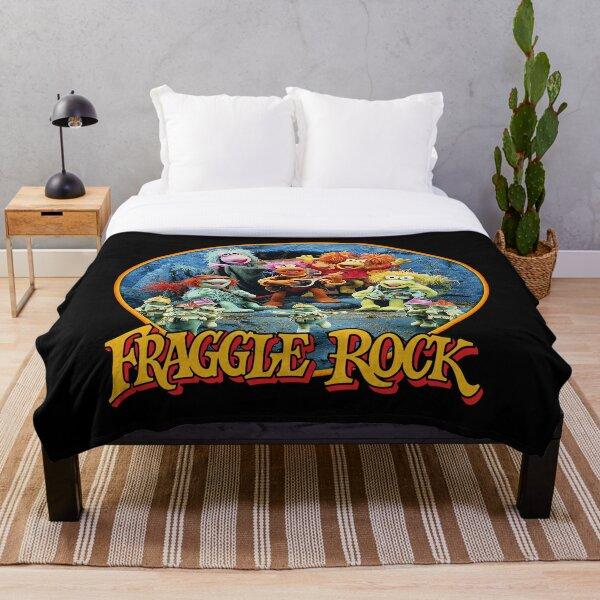 Fraggle Rock Throw Blanket