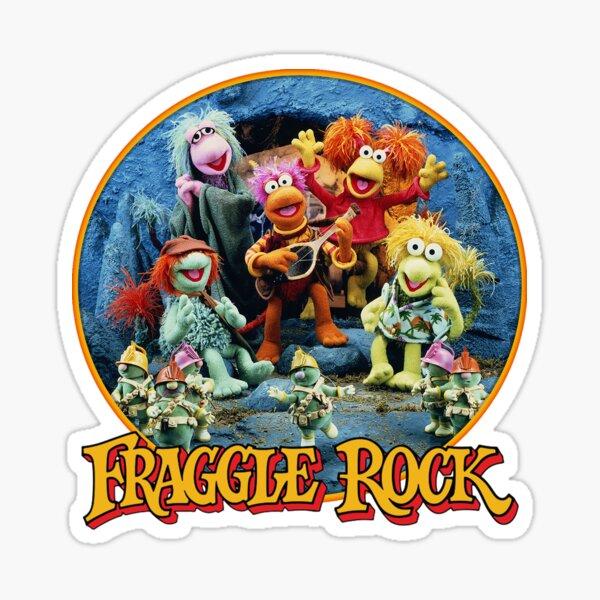 Fraggle Rock Sticker