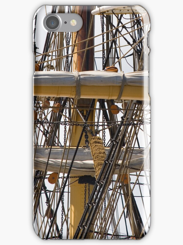 Rigging by Walter Quirtmair