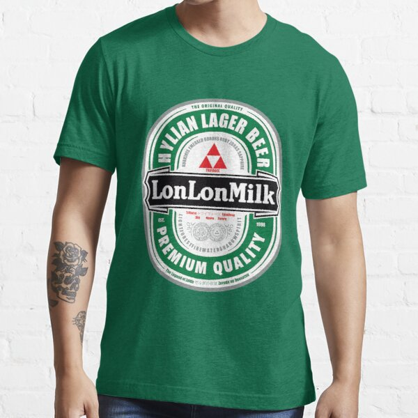 Lon Lon Milk Lager Essential T-Shirt
